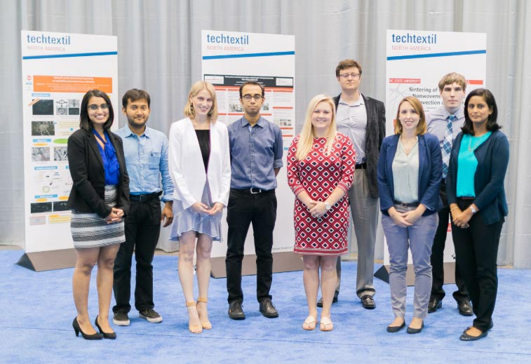 Techtextil North America - Student Research Poster Program